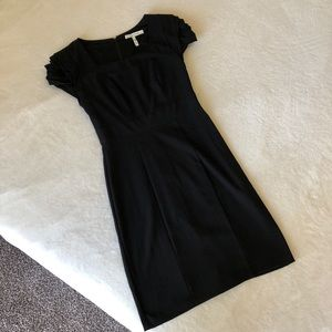 Max and Cleo little black dress